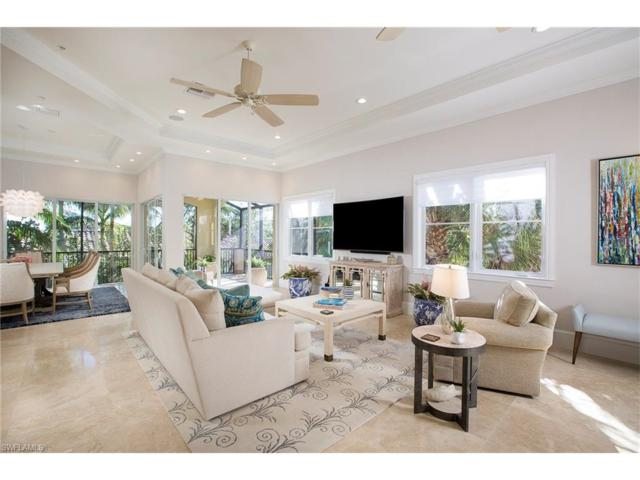 2305 Residence Cir #202, Naples, FL 34105 (#218000409) :: Naples Luxury Real Estate Group, LLC.