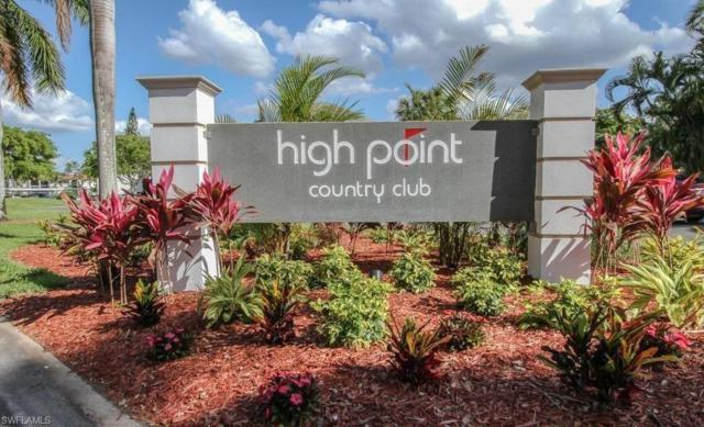 5 High Point Cir W #110, Naples, FL 34103 (#218003043) :: Equity Realty