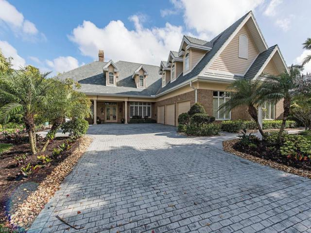 712 Saint Georges Ct, Naples, FL 34110 (MLS #218004986) :: The Naples Beach And Homes Team/MVP Realty