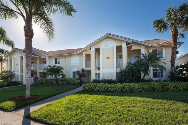 7742 Emerald Cir V-102, Naples, FL 34109 (MLS #218006567) :: RE/MAX Realty Group