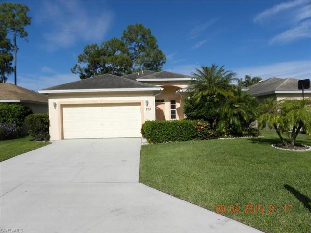 203 Stanhope Cir, Naples, FL 34104 (MLS #218006743) :: RE/MAX DREAM