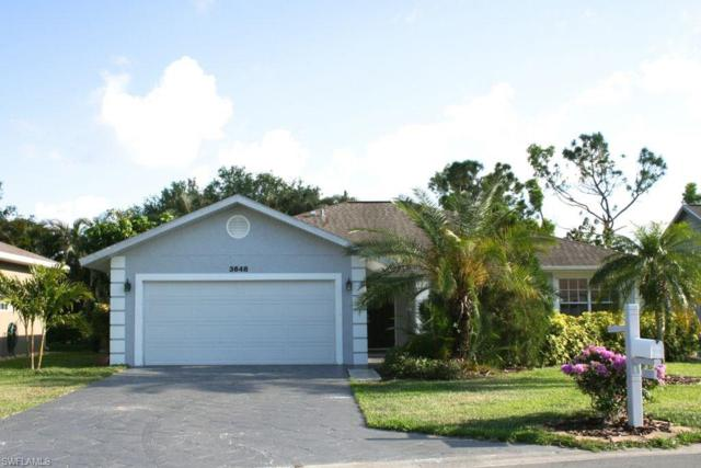 3648 Kent Dr, Naples, FL 34112 (MLS #218010936) :: RE/MAX Realty Group
