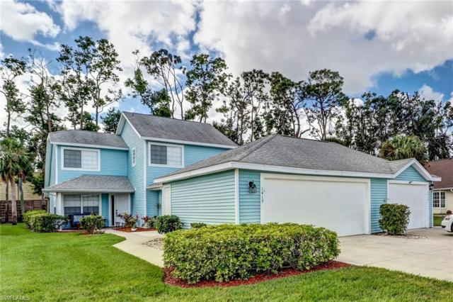 1419 Monarch Cir B-5.1, Naples, FL 34116 (MLS #218012097) :: The New Home Spot, Inc.
