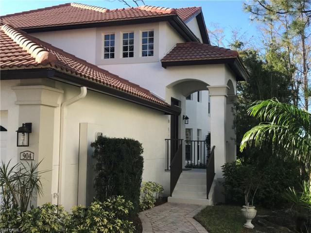 2205 Hawksridge Dr 9-904, Naples, FL 34105 (#218013857) :: Equity Realty