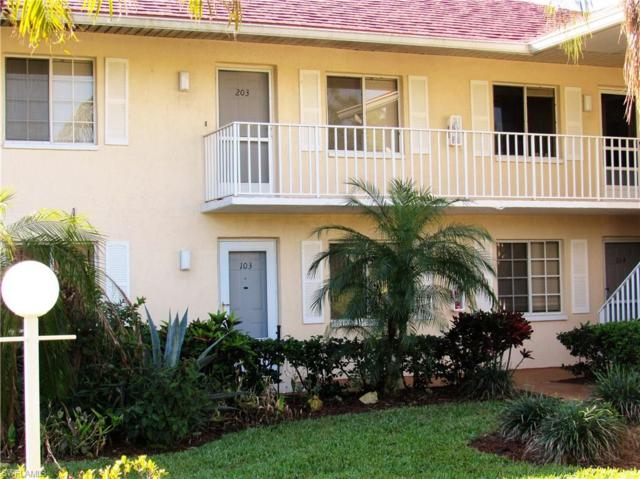 534 Augusta Blvd E103, Naples, FL 34113 (#218020261) :: Equity Realty