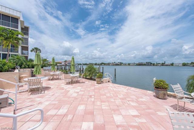 3450 Gulf Shore Blvd N #205, Naples, FL 34103 (MLS #218020395) :: The Naples Beach And Homes Team/MVP Realty