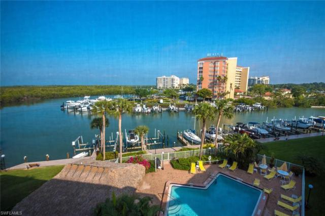 12945 Vanderbilt Dr #503, Naples, FL 34110 (MLS #218020470) :: RE/MAX Realty Group
