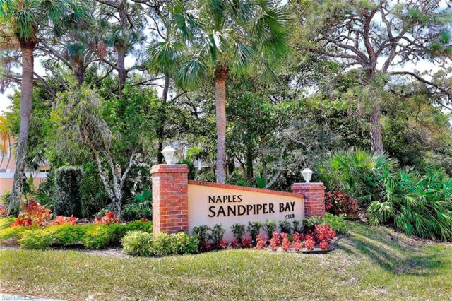 3041 Sandpiper Bay Cir H205, Naples, FL 34112 (MLS #218026647) :: The New Home Spot, Inc.