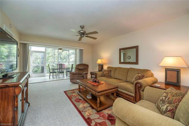 765 Wiggins Lake Dr 3-105, Naples, FL 34110 (MLS #218033857) :: Clausen Properties, Inc.