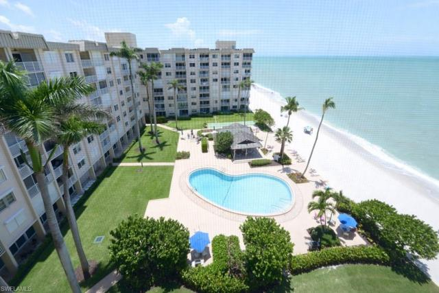 3443 Gulf Shore Blvd N #803, Naples, FL 34103 (MLS #218034535) :: The Naples Beach And Homes Team/MVP Realty