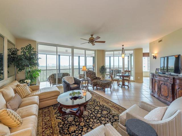 445 Cove Tower Dr #1003, Naples, FL 34110 (MLS #218036423) :: The New Home Spot, Inc.