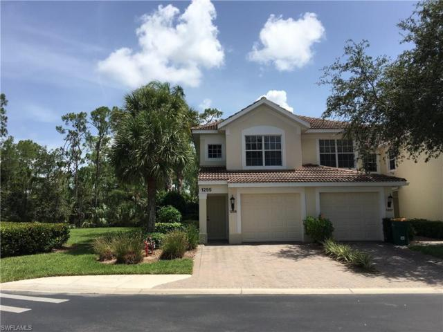 1295 Henley St #1208, Naples, FL 34105 (MLS #218036682) :: The New Home Spot, Inc.