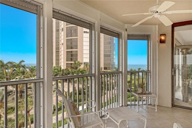 4401 Gulf Shore Blvd #607, Naples, FL 34103 (MLS #218036783) :: The New Home Spot, Inc.