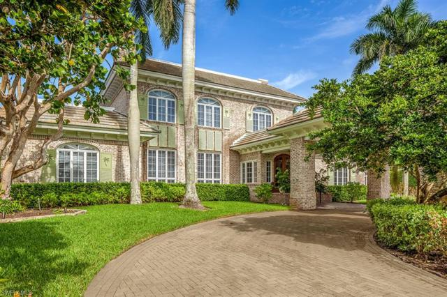 1330 Galleon Dr, Naples, FL 34102 (#218037083) :: Equity Realty