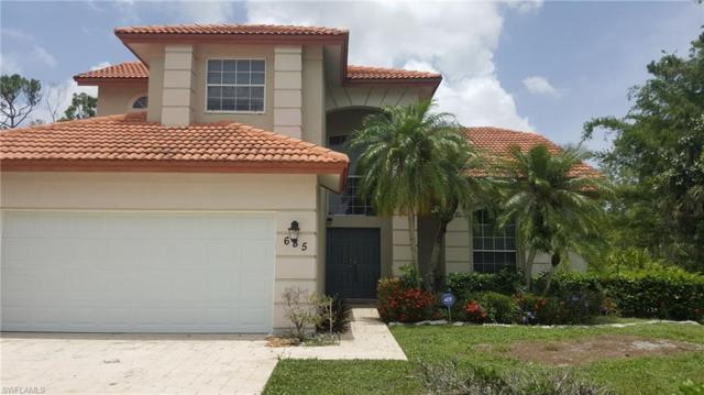 685 Melville Ct, Naples, FL 34104 (MLS #218041172) :: The New Home Spot, Inc.