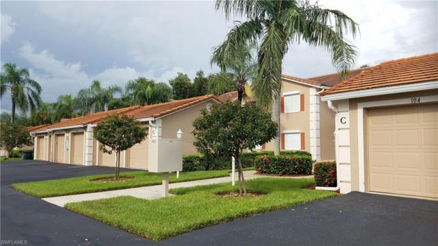 650 Saratoga Cir C-201, Naples, FL 34104 (#218044327) :: Equity Realty