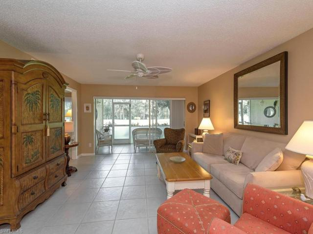 3705 Amberly Cir F103, Naples, FL 34112 (MLS #218049925) :: The Naples Beach And Homes Team/MVP Realty