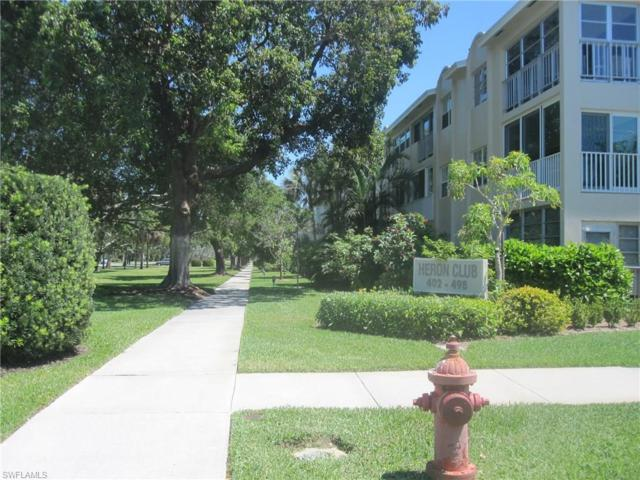 468 Broad Ave S H-468, Naples, FL 34102 (#218052255) :: Equity Realty