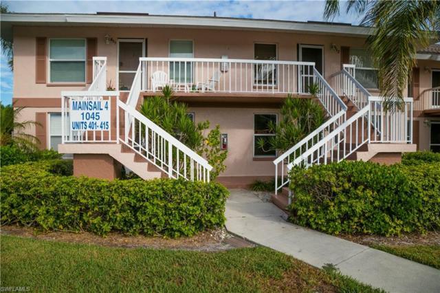 1045 Mainsail Dr #412, Naples, FL 34114 (MLS #218066317) :: RE/MAX DREAM