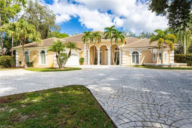 6872 Trail Blvd, Naples, FL 34108 (MLS #218067688) :: The New Home Spot, Inc.