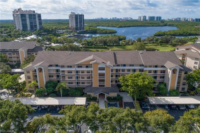 340 Horse Creek Dr N #308, Naples, FL 34110 (MLS #218068324) :: The New Home Spot, Inc.