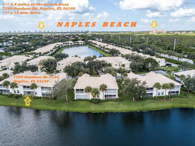 7709 Gardner Dr 9-102, Naples, FL 34109 (#218068422) :: Equity Realty