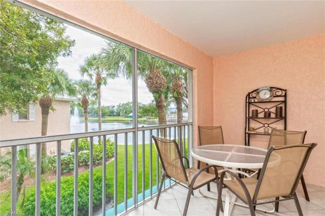 822 Gulf Pavillion Dr #201, Naples, FL 34108 (MLS #218069137) :: #1 Real Estate Services