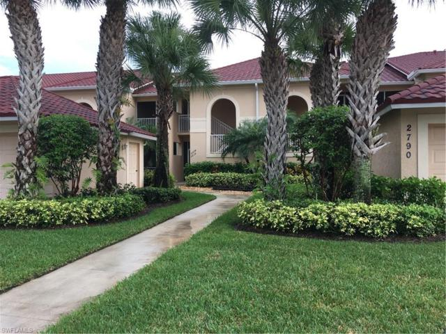 2790 Cypress Trace Cir #2213, Naples, FL 34119 (#218071653) :: Equity Realty