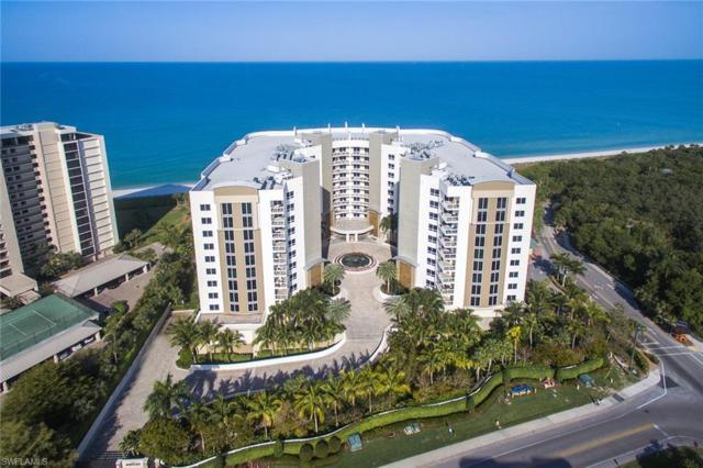 11125 Gulf Shore Dr #1008, Naples, FL 34108 (MLS #218074035) :: RE/MAX DREAM