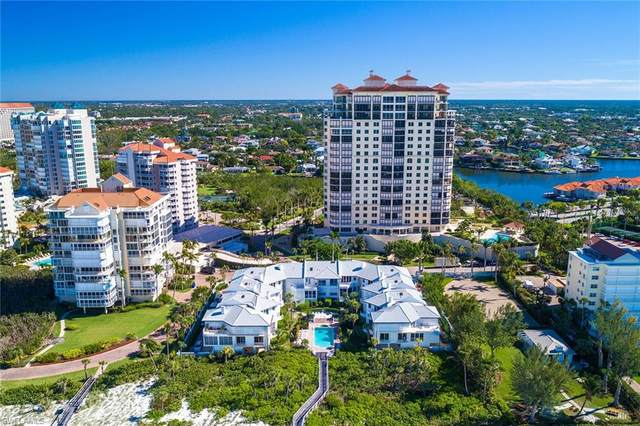 76 Seagate Dr #5, Naples, FL 34103 (#218082103) :: Equity Realty