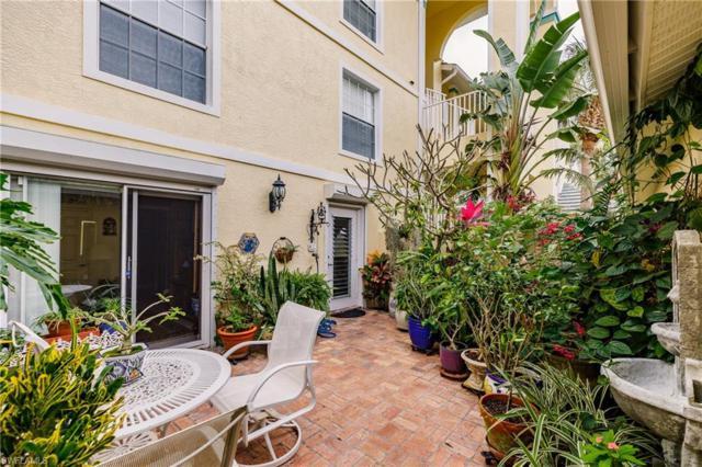 15475 Cedarwood Ln 8-101, Naples, FL 34110 (MLS #218082780) :: The Naples Beach And Homes Team/MVP Realty