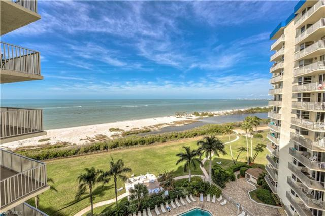 7330 Estero Blvd #806, Fort Myers Beach, FL 33931 (MLS #218083637) :: The Naples Beach And Homes Team/MVP Realty