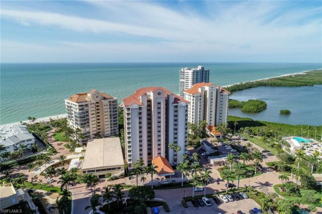 40 Seagate Dr #202, Naples, FL 34103 (MLS #219000245) :: The Naples Beach And Homes Team/MVP Realty