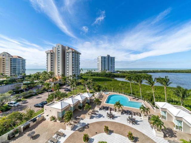 60 Seagate Dr #601, Naples, FL 34103 (MLS #219000405) :: RE/MAX DREAM