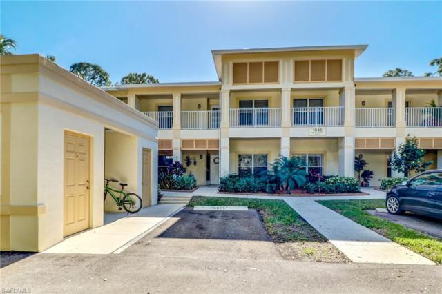 1045 Tarpon Cove Dr #102, Naples, FL 34110 (MLS #219003297) :: Clausen Properties, Inc.