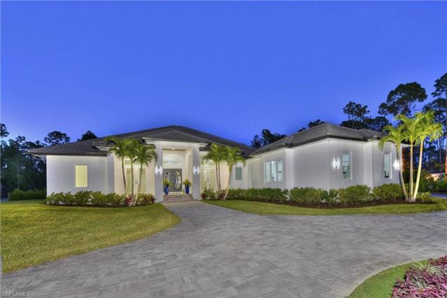 6521 Bottlebrush Ln, Naples, FL 34109 (MLS #219003852) :: John R Wood Properties