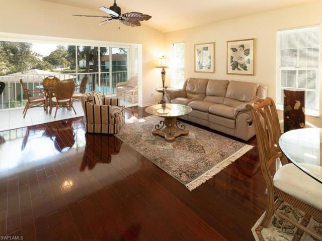 1000 Misty Pines Cir #204, Naples, FL 34105 (MLS #219005320) :: RE/MAX Realty Group