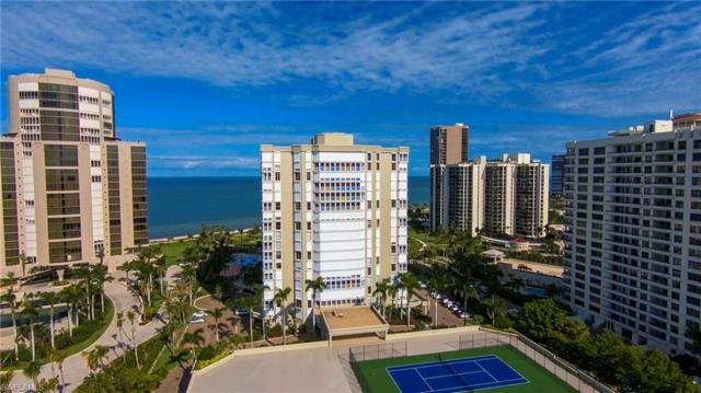 4401 Gulf Shore Blvd N E-608, Naples, FL 34103 (MLS #219005890) :: The Naples Beach And Homes Team/MVP Realty
