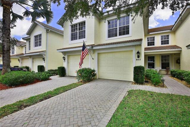 11021 Mill Creek Way W #803, Fort Myers, FL 33913 (#219008838) :: Equity Realty