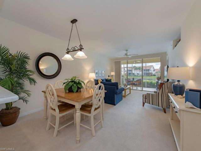 5420 Worthington Ln #103, Naples, FL 34110 (MLS #219009436) :: RE/MAX DREAM