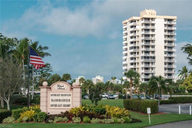 8701 Estero Blvd #206, Fort Myers Beach, FL 33931 (MLS #219010872) :: RE/MAX DREAM