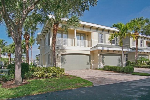 385 Sea Grove Ln 7-201, Naples, FL 34110 (MLS #219014537) :: RE/MAX Realty Group