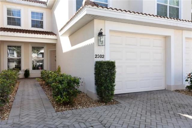 11610 Navarro Way #2302, Fort Myers, FL 33908 (MLS #219014845) :: RE/MAX DREAM