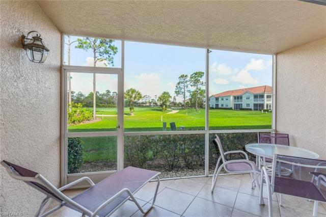 1001 Eastham Way C-104, Naples, FL 34104 (MLS #219014961) :: John R Wood Properties