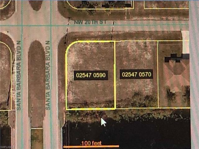 2 NE 20th St, Cape Coral, FL 33909 (#219015674) :: The Dellatorè Real Estate Group