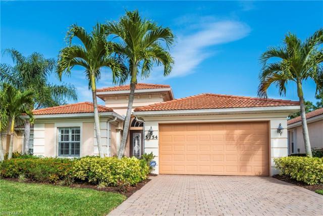 5754 Lago Villaggio Way, Naples, FL 34104 (MLS #219015888) :: John R Wood Properties