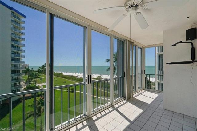 7150 Estero Blvd #602, Fort Myers Beach, FL 33931 (MLS #219016250) :: RE/MAX DREAM