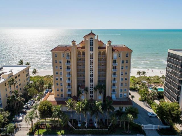 9577 Gulf Shore Dr #501, Naples, FL 34108 (MLS #219017078) :: The Naples Beach And Homes Team/MVP Realty