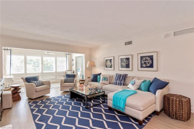 1900 Gulf Shore Blvd N #104, Naples, FL 34102 (MLS #219017910) :: John R Wood Properties