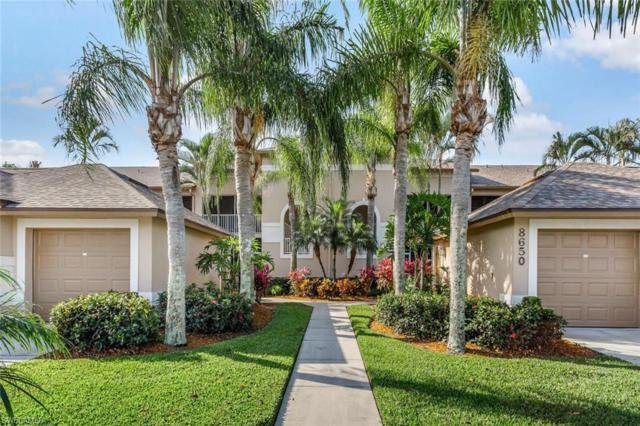 8650 Cedar Hammock Cir #412, Naples, FL 34112 (MLS #219019481) :: John R Wood Properties